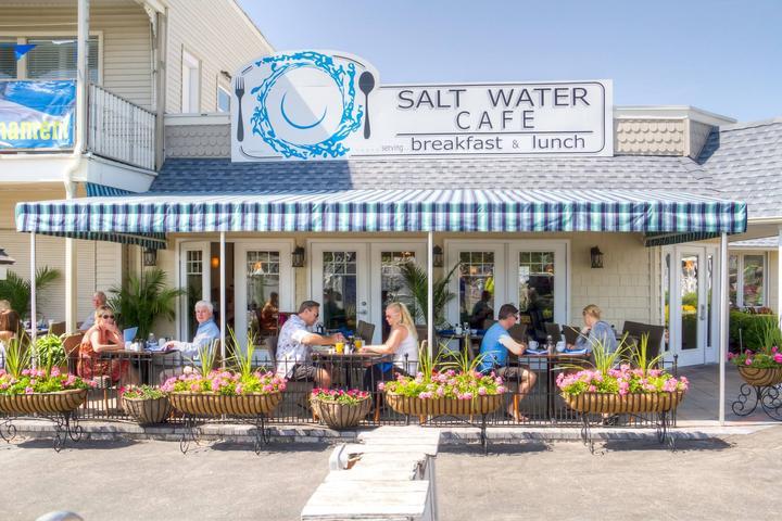 Pet Friendly Saltwater Cafe