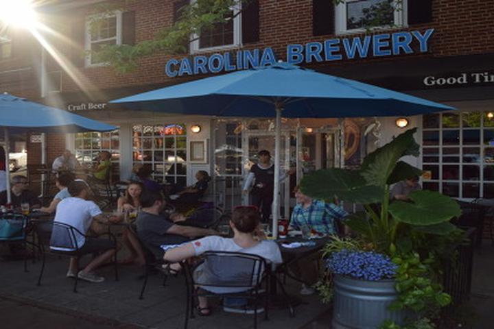 Pet Friendly Carolina Brewery