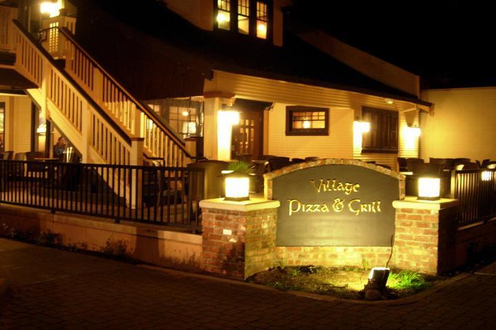 Pet Friendly Village Pizza & Grill