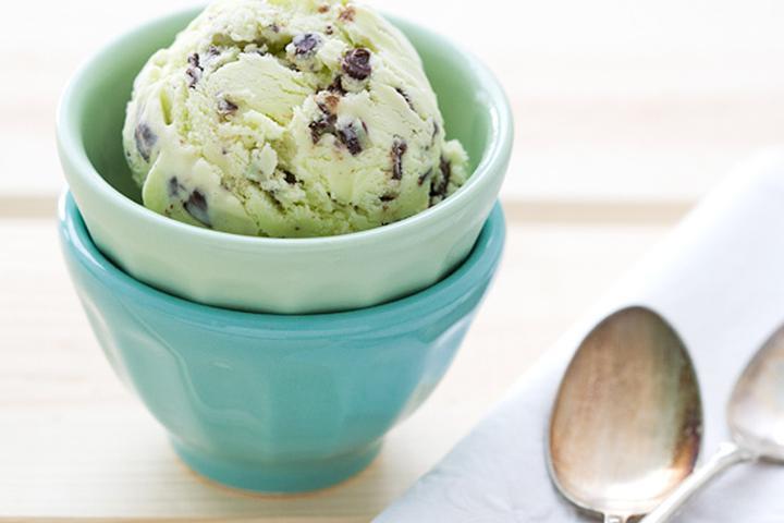 Pet Friendly Sweet Pea Homemade Ice Cream