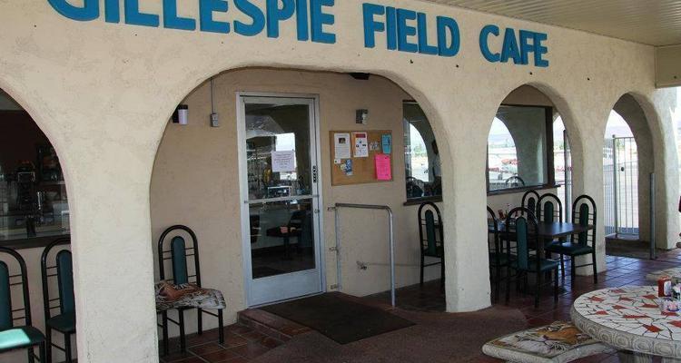 Gillespie Field Cafe Is Pet Friendly