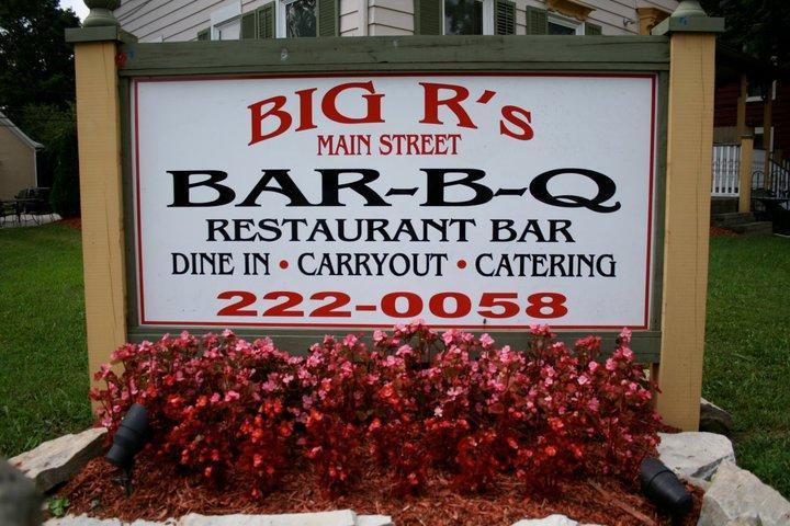 Pet Friendly Big R's & Shannon's Bar-B-Q