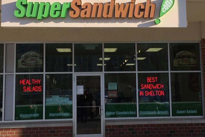Pet Friendly Super Sandwich