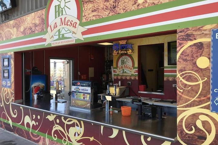 Pet Friendly La Mesa Mexican Restaurant