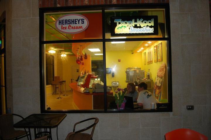 Pet Friendly Ocean 7 Ice Cream