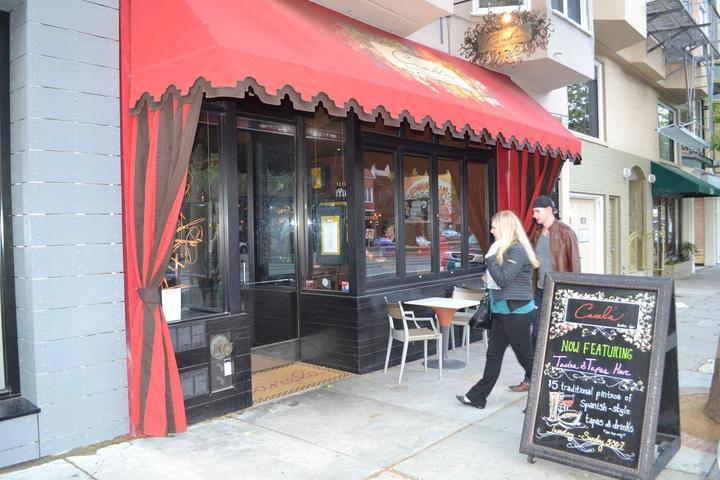 Pet Friendly Canela Bistro & Wine Bar