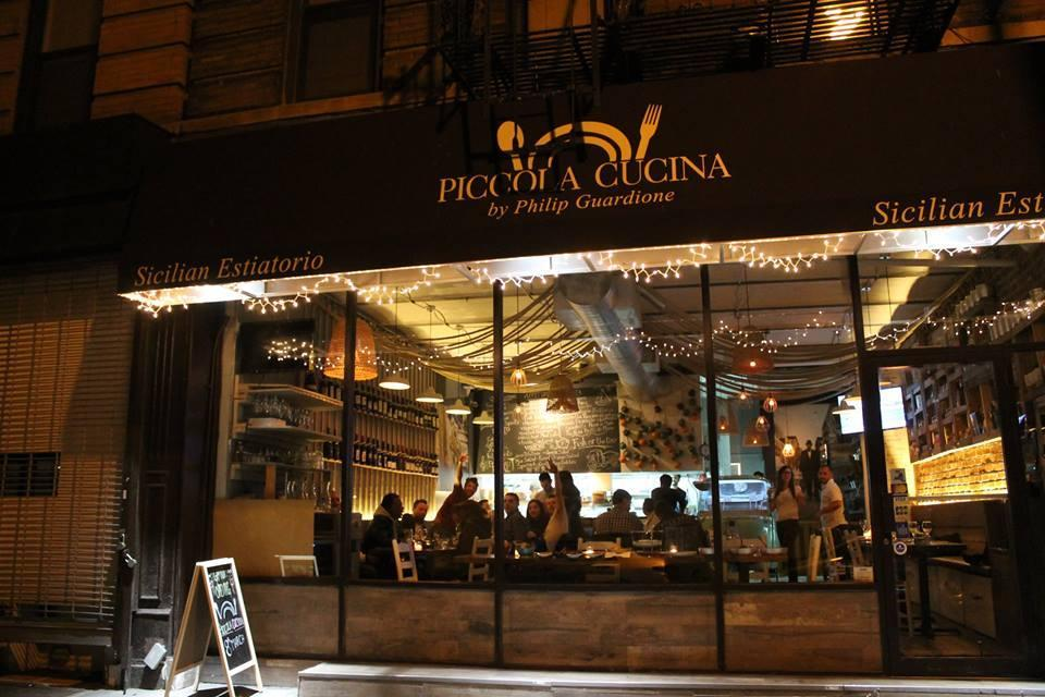 Piccola Cucina Enoteca Is Dog Friendly