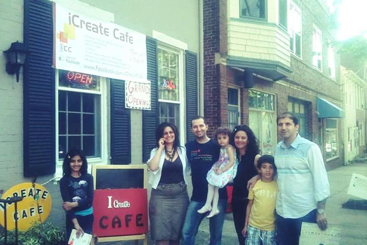 Pet Friendly iCreate Cafe