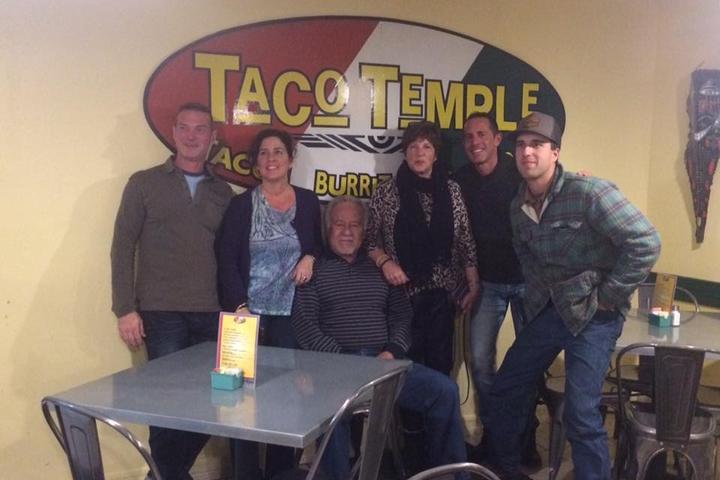 Pet Friendly Taco Temple