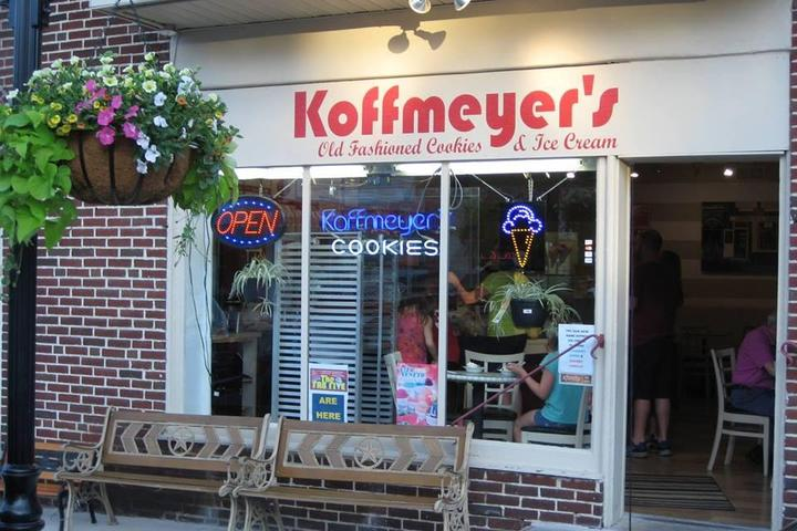 Pet Friendly Koffmeyer's Old Fashioned Cookies & Ice Cream