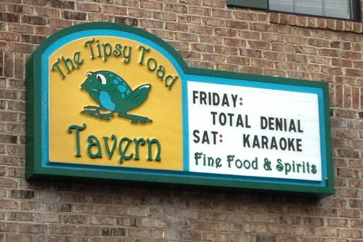 Pet Friendly Tipsy Toad Tavern