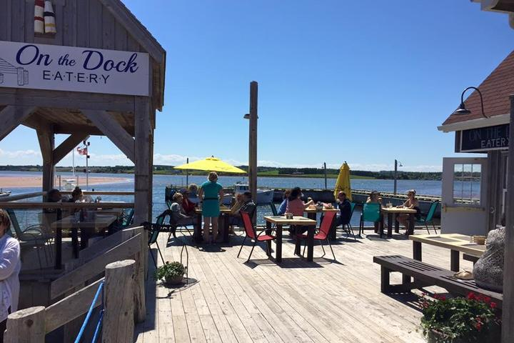 Pet Friendly On the Dock Eatery