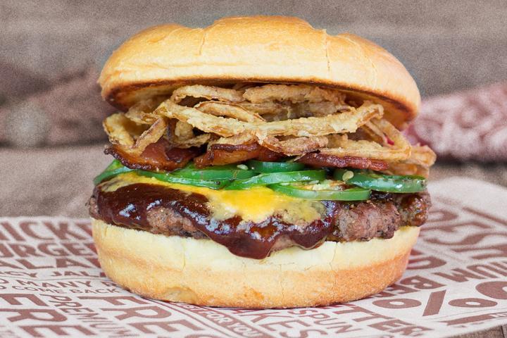 Pet Friendly Smashburger