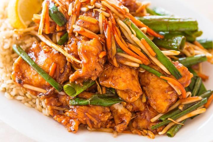 Pet Friendly Pei Wei Asian Diner