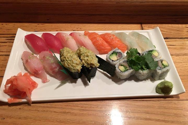 Pet Friendly Sushi Naniwa