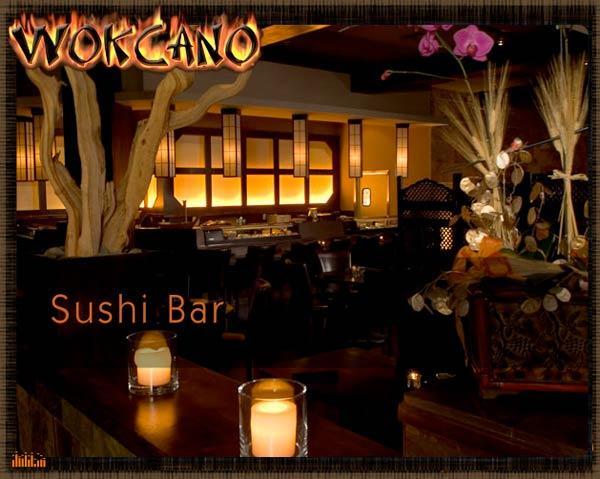 Wokcano Restaurant Long Beach