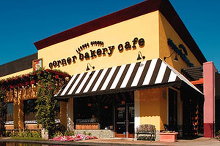 Pet Friendly Corner Bakery Cafe