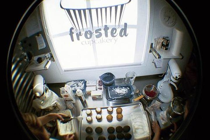 Pet Friendly Frosted Cupcakery