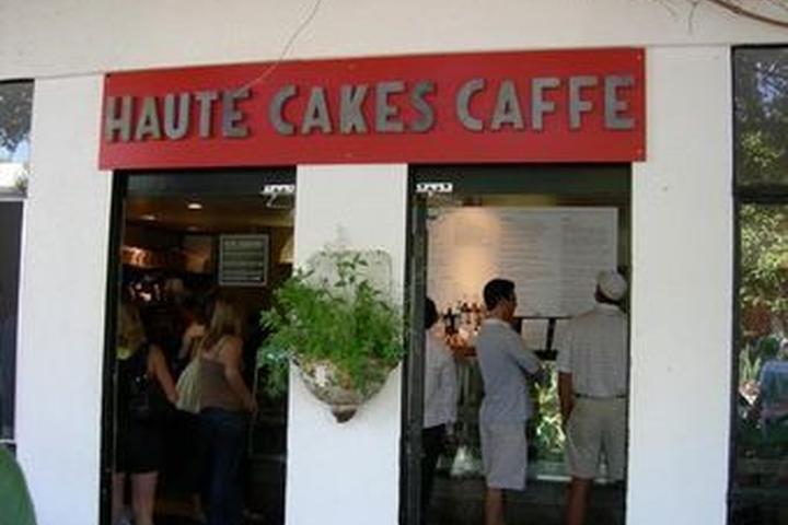 Pet Friendly Haute Cakes Caffe