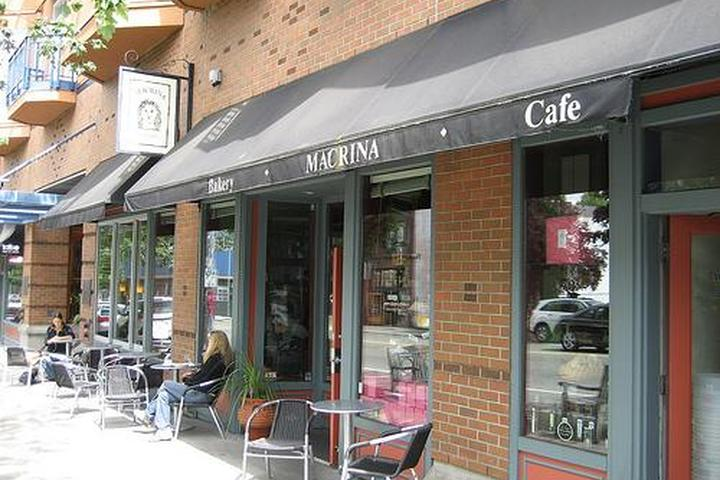 Pet Friendly Macrina Bakery & Cafe