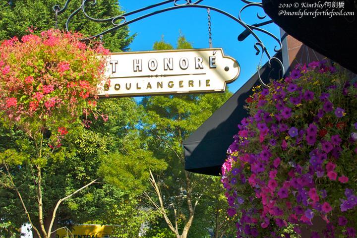 Pet Friendly St. Honore Boulangerie