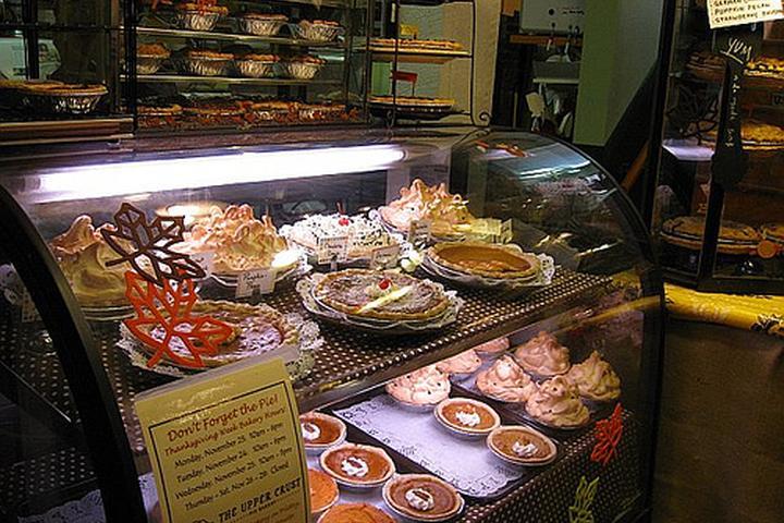 Pet Friendly Upper Crust Organic Cafe & Bakery