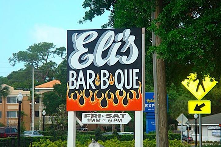 Pet Friendly Eli's Bar-B-Que