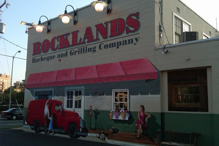 Pet Friendly Rocklands Barbeque