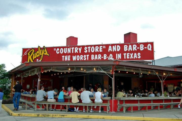 Pet Friendly Rudy's Country Store & Bar-B-Q