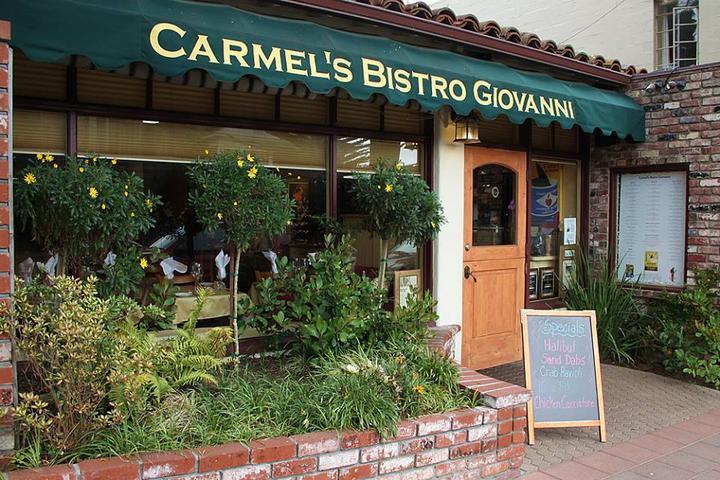 Pet Friendly Carmel Bistro