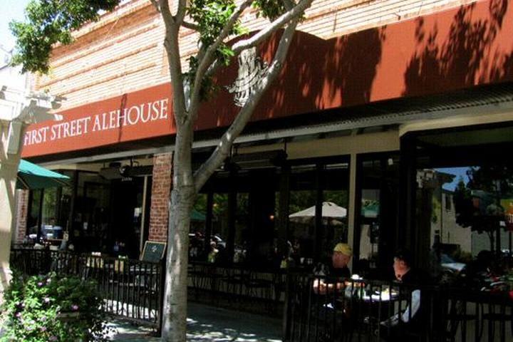 Pet Friendly First Street Alehouse