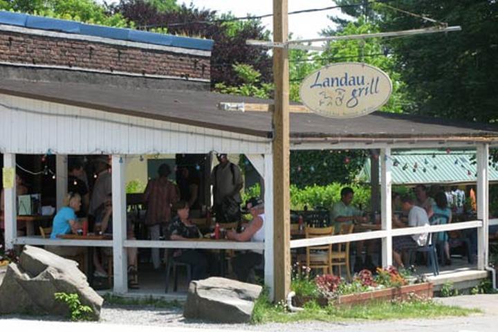 Pet Friendly Landau Grill