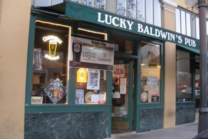 Pet Friendly Lucky Baldwin's