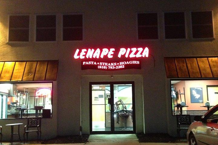 Pet Friendly Lenape Pizza