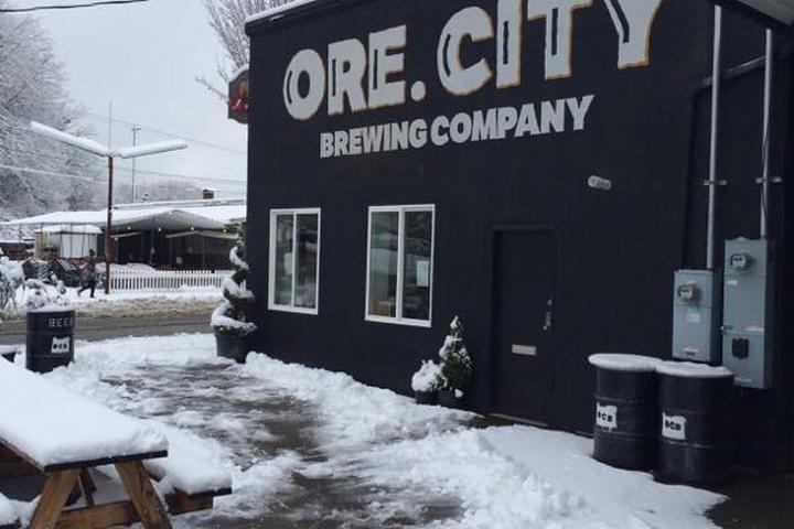 Pet Friendly Oregon City Brewing Company