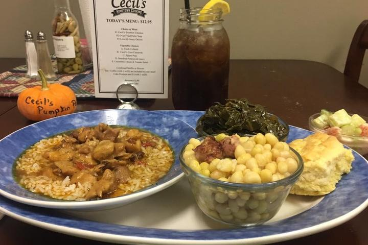 Pet Friendly Cecil's Howetown Cooking