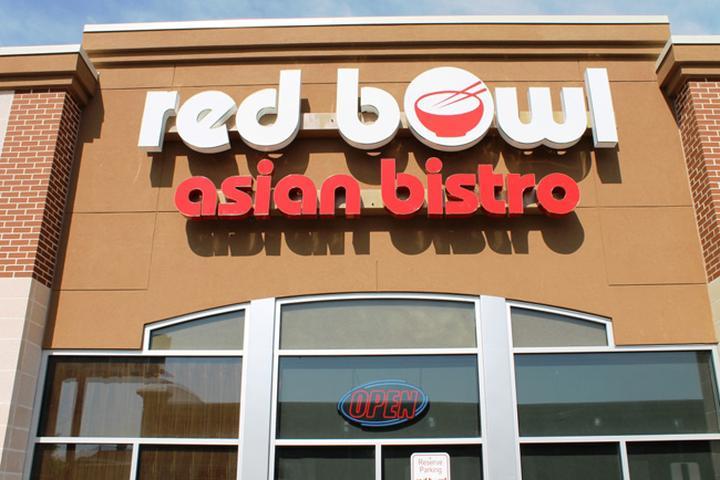 Pet Friendly Red Bowl Asian Bistro