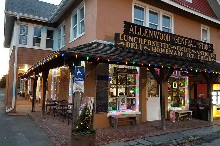 Pet Friendly Allenwood General Store