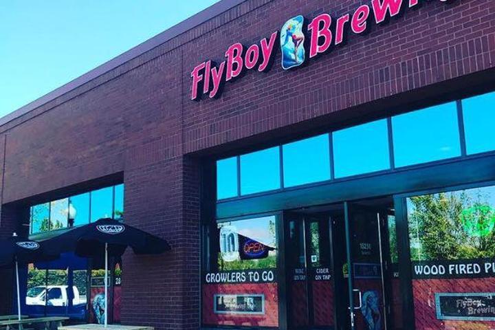 Pet Friendly Flyboy Brewing