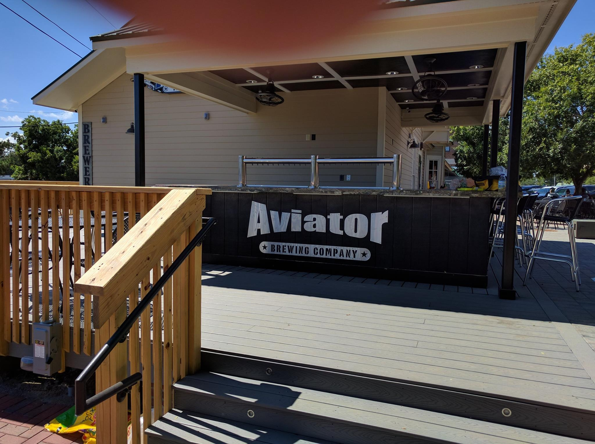 Aviator Brewing Company Is Pet Friendly