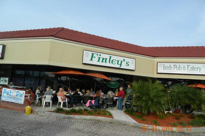 Pet Friendly Finley's Irish Pub & Eatery