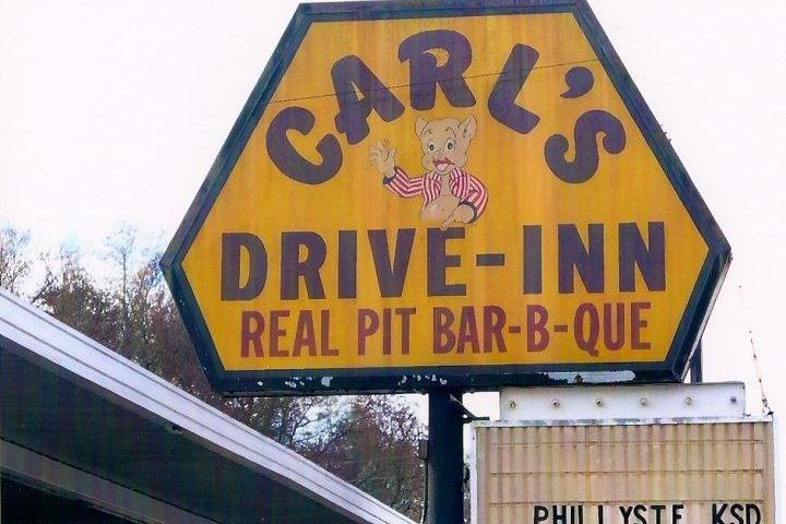 Pet Friendly Carl's Drive In
