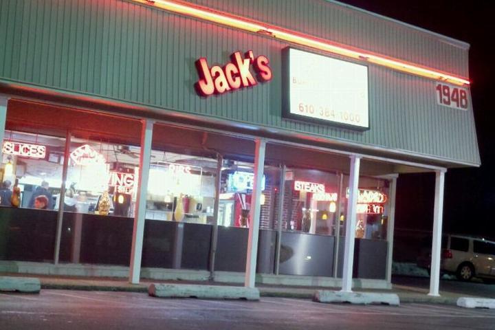 Pet Friendly Jack's Pizza & pasta