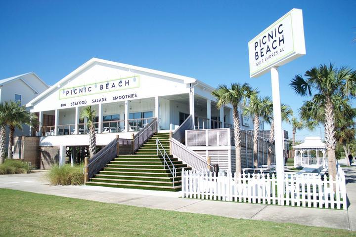 Pet Friendly Picnic Beach
