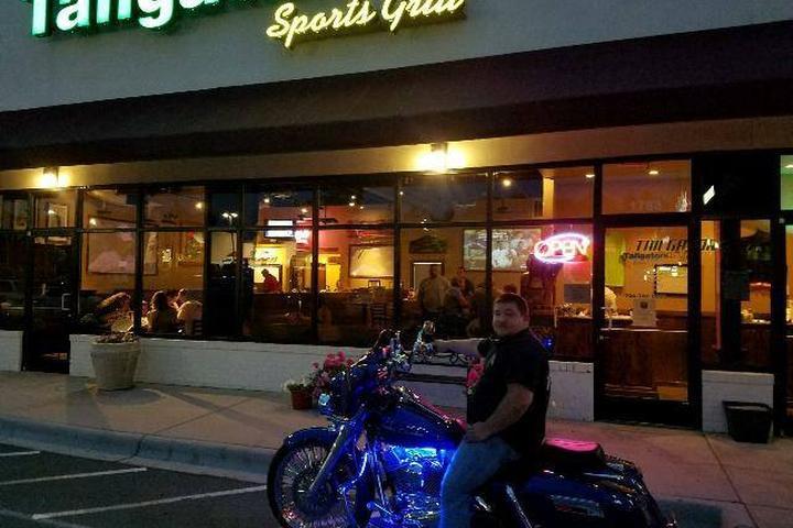 Pet Friendly Tailgator's Sports Grill