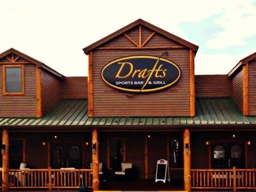 Drafts Sports Bar & Grill Is Pet Friendly