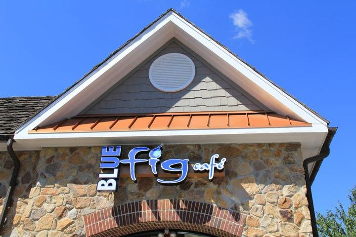 Pet Friendly Blue Fig Cafe