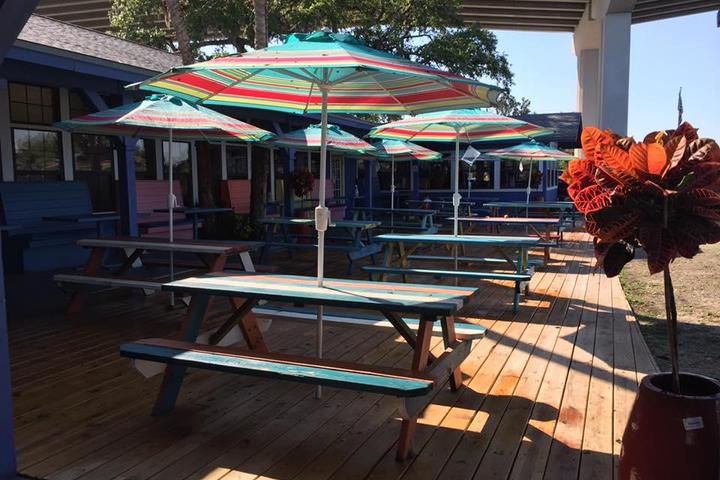 Pet Friendly Palm Valley Outdoors Bar and Grill
