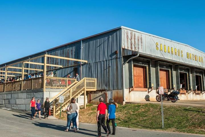 Pet Friendly Cabarrus Brewery