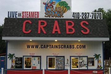Pet Friendly Captain Chris' Crab Shack